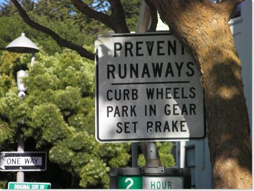 Prevent Runaways